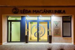 Léda Magánklinika - külső 2.